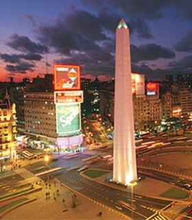 Chile Argentina Holiday Buenos Aires